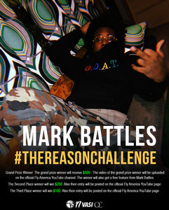 "Mark Battles ""The Reason"" Challenge Entry"