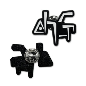 "ohGr ""Shapes Logo"" Pin"
