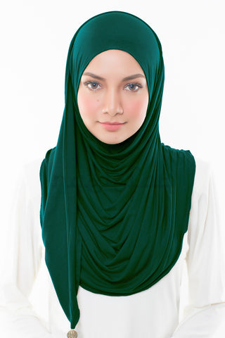 Babes Basic - Emerald Green