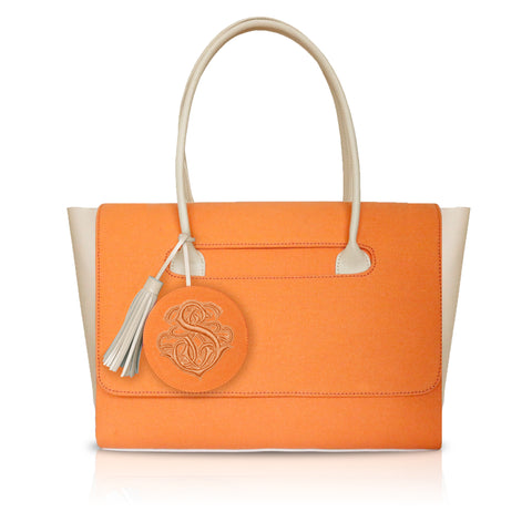 Carry All in Orange