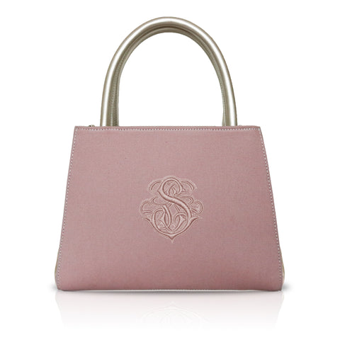 Mini Tote in Pink