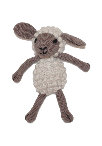 Medium Crochet Sheep by OAK Charity