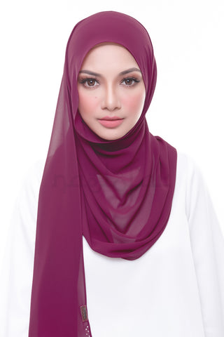 Miss Lofa Plain - Fuschia