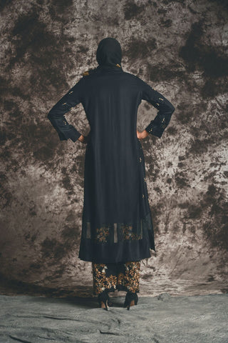 Pearl Coat Sharara