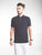 Slim Fit Pique Polo Shirt - Pack of Five - Size SMALL