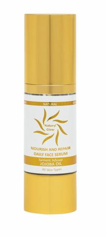Nourish and Repair Face Serum - Jojoba Oil