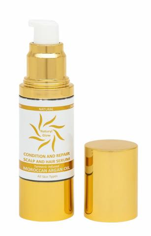 Condition and Repair Hair Serum - Moroccan Argan Oil