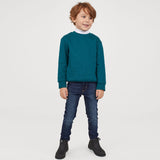 brand mgo slim fit stretchable kids jeans (4443627159600)