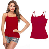 brand ia ladies red tank top (4333040959536)
