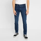 brand lvs 501 blue original fit stretchable jeans (4426697834544)