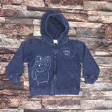 Brand prentl blue random wash hoodies for kids (4406402285616)