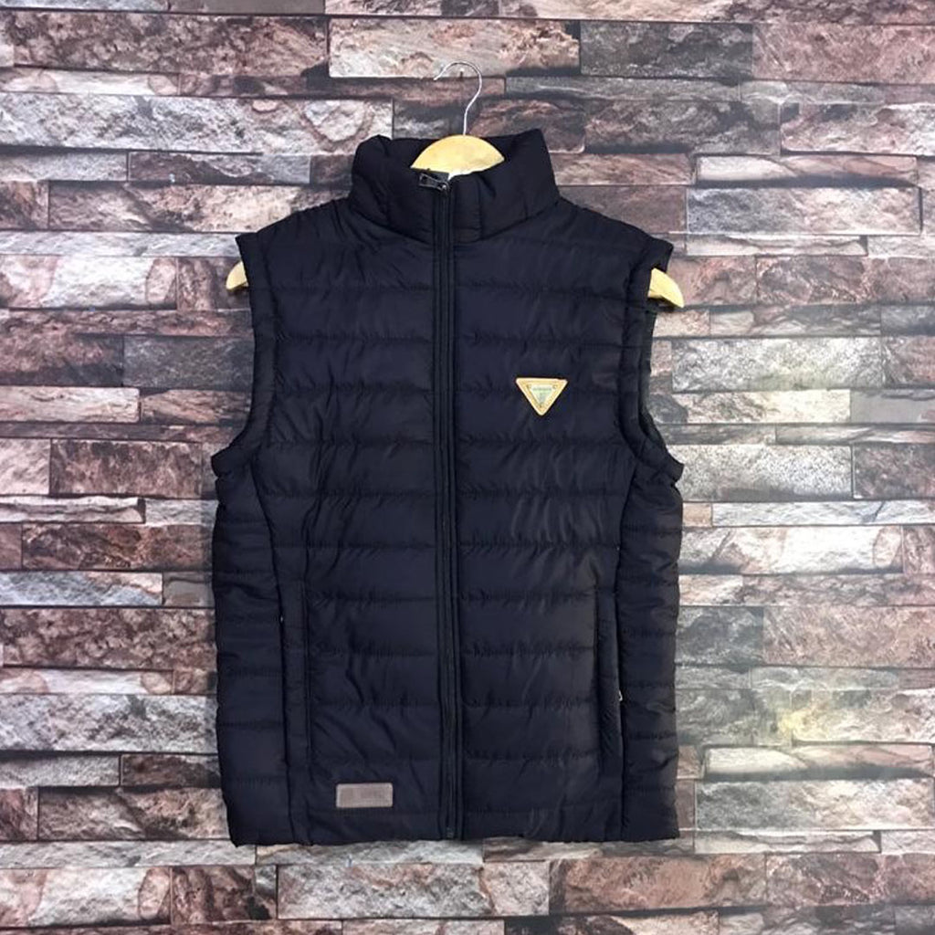 green wood unisex gilet jacket