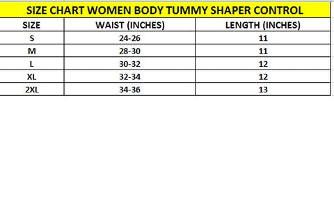 women black body tummy shaper control girl waist cincher girdle corset shapewear