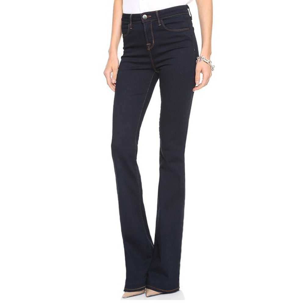 brand o-navy ladies non stretch bell bottom jeans (2158224638000)