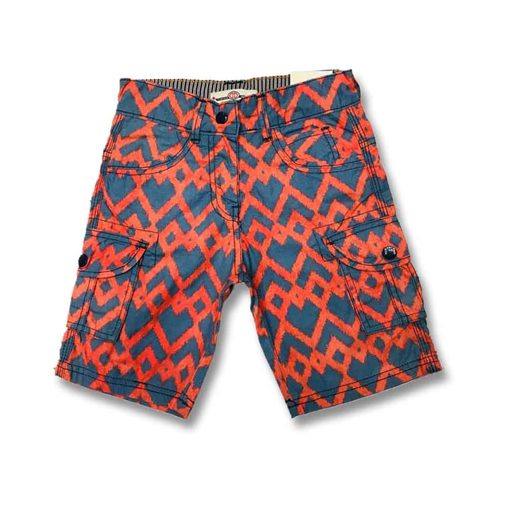 KIDS COTTON ADJUSTABLE SHORTS (3666908119088)