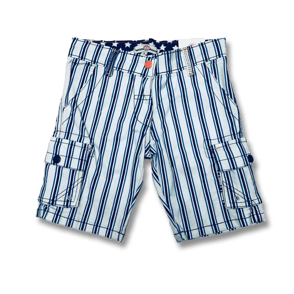 KIDS COTTON ADJUSTABLE SHORTS (872741339184)