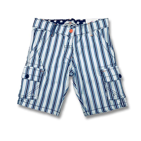 KIDS COTTON ADJUSTABLE SHORTS