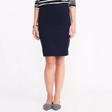 brand old nvy ponte-knit stretchable pencil skirt (872708472880)