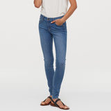 Brand Hm blue skinny stretchable ladies jeans (3900768190512)