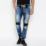brand crop denim mens biker jogger pant (2181839683632)