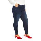 Brand CA slim fit stretchable ankle length jeans (4391596326960)