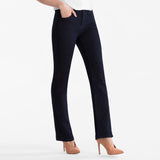 brand c-a navy blue bootcut stretchable ladies jeans (3879445332016)