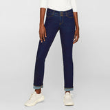 brand ed-c straight fit stretchable women jeans