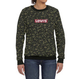 Brand Lev women leopards printed sweat shirt for women (4092333555760)