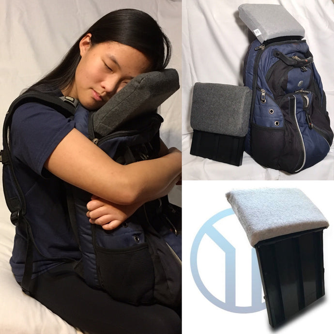 Turn That Backpack into an In-flight Bed