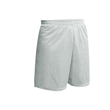 Nylon Gym Short - Amani - Grey
