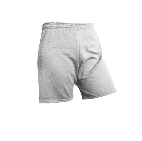 Fleece Gym Short Gray