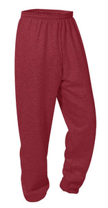 Sweatpants - Charter - Maroon