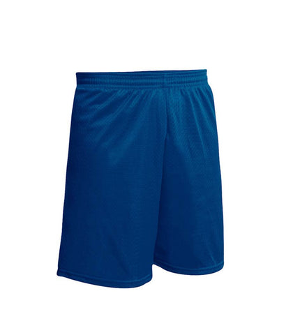 Nylon Gym Short Navy