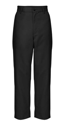 Boys Pant Double Knee Black