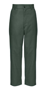 Boys Pant Double Knee Green