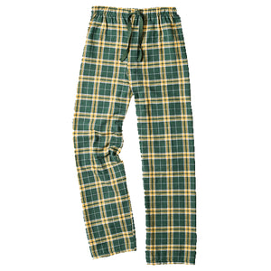 Pajama Pant - Green/Gold