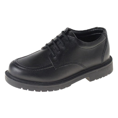 Boys Oxford Shoe Black