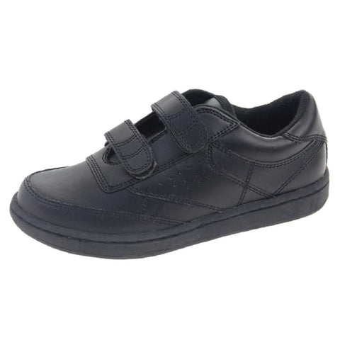 Boys Velcro Shoe Black