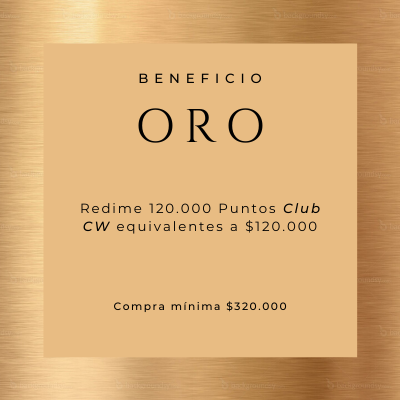 Beneficio Oro