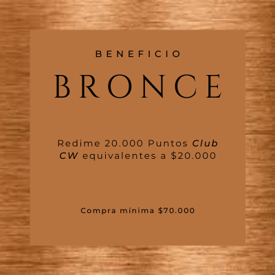 Beneficio Bronze