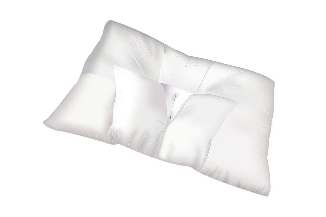 Pillow provides a foundation for a sleep....
