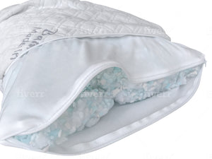 A Softer Pillow Great for Side and Back Sleepers that You can Adjust