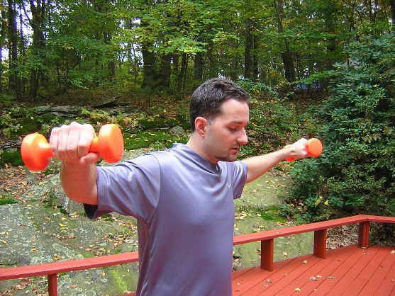 How to do a Shoulder Exercise Program at Home