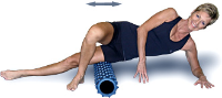 Rumble Rollers Deep Tissue Massage