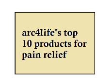 Top 10 Pain Relief Products