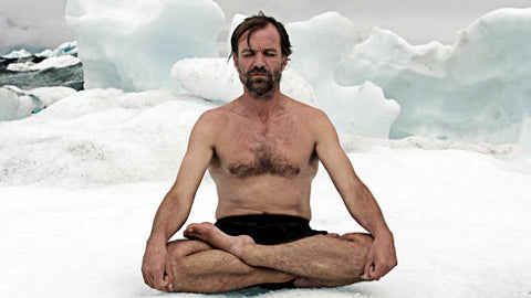 Wim Hof - Deep Breathing + Mental Focus + Cold Cold and More Cold