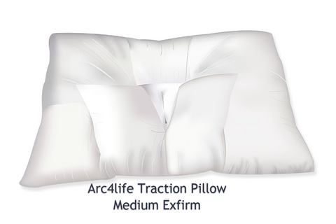 Arc4life Traction Pillow Medium Size Xfirm Version