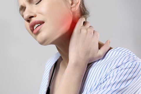 Neck In Muscle Spasms