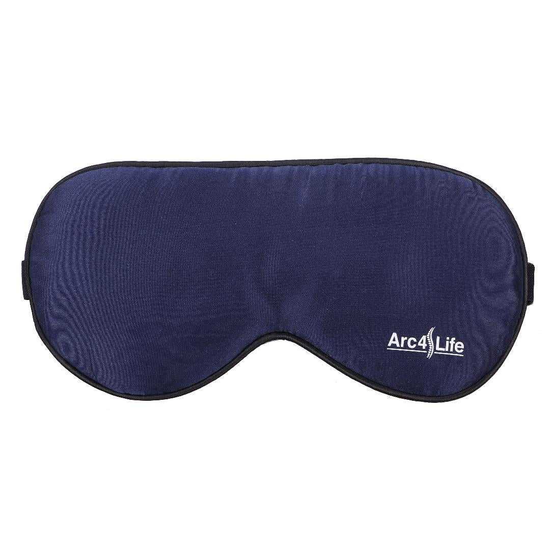 100% silk eyemask to help you fall asleep and stay asleep