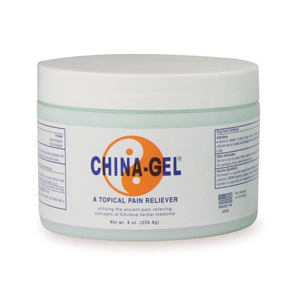 China Gel- Herbal Pain Relief Gel for Muscle Spasms in the Neck and Back